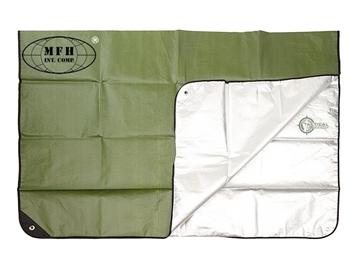 Εικόνα της Κουβέρτα Επιβίωσης Emergency Tarp Aluminium Coated