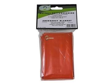 Εικόνα της Κουβέρτα Επιβίωσης Emergency Blanket Silver & Orange Coated