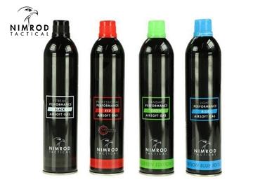 Εικόνα της Αέριο Airsoft Nimrod Green Gas Standard Performance 500ml