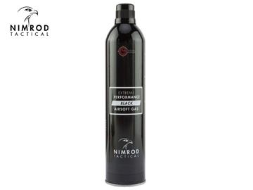 Εικόνα της Αέριο Airsoft Nimrod Black Gas Extreme Performance 500ml