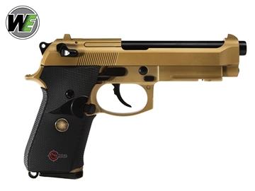 Εικόνα της Πιστόλι Αερίου Airsoft Wei-ETech M9A1 Full Metal GBB 6mm BB Desert Tan