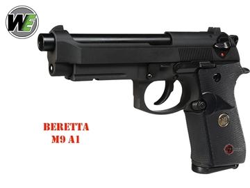 Εικόνα της Πιστόλι Αερίου Airsoft Wei-ETech M9A1 Full Metal GBB 6mm BB Μαύρο