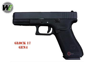 Εικόνα της Πιστόλι Αερίου Airsoft Wei-ETech G17 Gen4 GBB 6mm Μαύρο