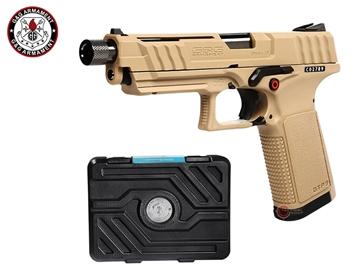 Εικόνα της Πιστόλι Αερίου Airsoft G&G GTP9 Polymer GBB 6mm FDE