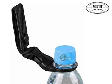 Εικόνα της Θήκη Πλαστικών Μπουκαλιών Ζώνης & Molle Μαύρη