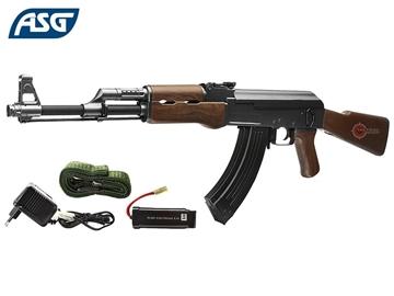Εικόνα της Αυτόματο Airsoft Τυφέκιο ASG Arsenal SA M7 Sportline AEG 6mm BB Wood Look