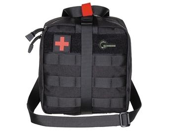 Εικόνα της Τσαντάκι First Aid Pouch Large Molle Μαύρο