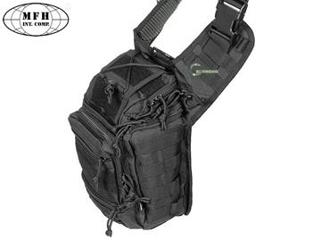 Εικόνα της Shoulder Bag Deluxe Black MFH