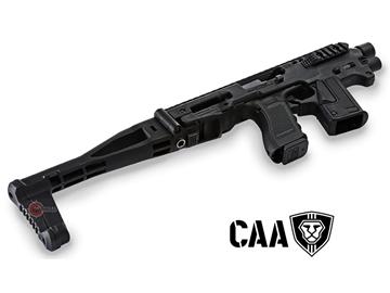 Εικόνα της Κιτ Μετατροπής Πιστολιού Glock CAA Airsoft Division Micro RONI G3 Kit G-Series 6mm Μαύρο