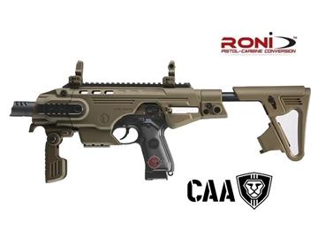 Εικόνα της Κιτ Μετατροπής Πιστολιού Beretta M9 CAA Airsoft Division Micro RONI Kit Beretta M9 Series 6mm FDE