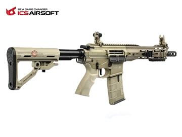 Εικόνα της Τυφέκιο AIrsoft ICS CXP-MARS M4 Carbine Full Metal AEG 6mm BB FDE