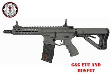 Εικόνα της Airsoft Τυφέκιο Εφόδου G&G Armament CM16 SRS AEG Γκρι