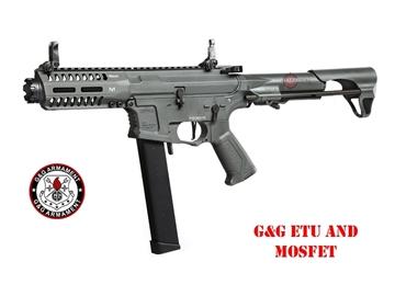 Εικόνα της Ηλεκτρικό Tουφέκι Airsoft G&G Armament ARP-9 ETU Assault Rifle 6mm Battleship Grey