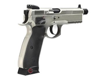 Εικόνα της Πιστόλι Airsoft Αμπούλας ASG CZ 75 SP-01 Shadow 6mm Co2 Urban Grey