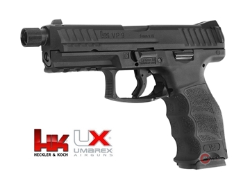 Εικόνα της Πιστόλι Airsoft Αερίου Umarex / VFC H&K VP9 Tactical Full Metal GBB 6mm Black