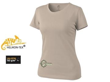 Εικόνα της Γυναικείο T-Shirt Βαμβακερό Khaki Helikon