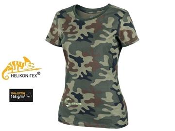 Εικόνα της Γυναικείο T-Shirt Βαμβακερό Woodland Helikon