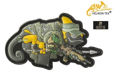 Εικόνα της Velcro Patch Chameleon Surplus Operator Exclusive Yellow Green