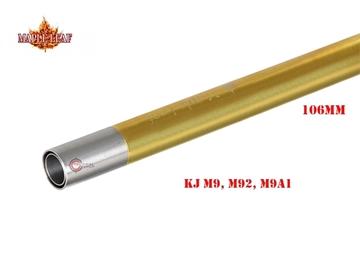 Εικόνα της Εσωτερική Κάννη Maple Leaf Crazy Jet 6,04 mm / 106mm για Airsoft Πιστόλια KJ M9/M92/M9A1
