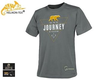 Εικόνα της Μπλουζάκι T-Shirt Journey Perfection Shadow Grey