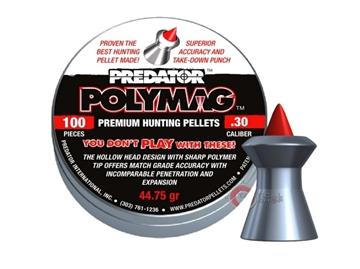 Εικόνα της Βολίδες Αεροβόλου Polymag Predator 7,62mm