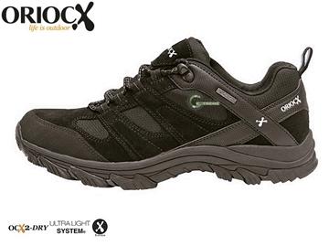 Εικόνα της Παπούτσι Trekking και Hiking Oriocx Medrano Black