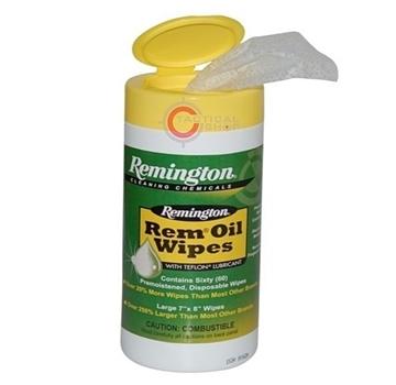 Εικόνα της Remington πανάκια εμποτισμένα με Rem Oil σε συσκευασία pop-up