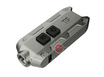 Εικόνα της Επαναφορτιζόμενος φακός Μπρελόκ Nitecore TIP 360 lumens