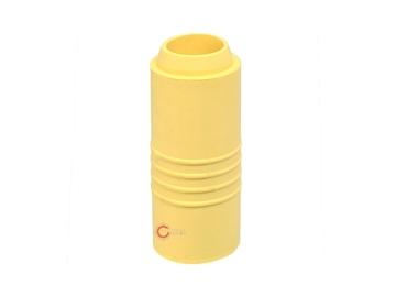 Εικόνα της Λαστιχάκι Maple Leaf Macaron AEG Bucking 60° Κίτρινο