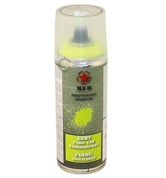 Εικόνα της Κίτρινο Σπρέι Σήματος Army Spray Paint Signal Yellow 400 ml
