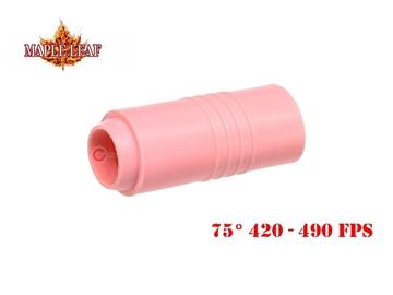 Εικόνα της Λαστιχάκι Maple Leaf Macaron AEG Bucking 75° Ροζ