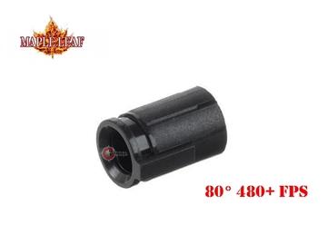 Εικόνα της Λαστιχάκι Maple Leaf Decepticon GBB Bucking 80° Μαύρο
