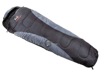 Εικόνα της Υπνόσακος Mummy Sleeping Bag Economic Black Grey