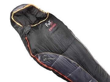 Εικόνα της Υπνόσακος Mummy 2 layers Sleeping Bag Advance Black Grey