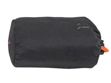 Εικόνα της Υπνόσακος Κουβέρτα Microfibre Hut Sleeping Bag Arber Grey 215 x 75 cm