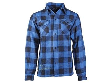 Εικόνα της Πουκάμισο Blue Flannel Shirt