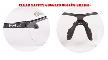 Εικόνα της Bollé Safety Clear Goggles Silium+