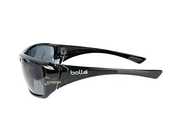 Εικόνα της Bollé Hustler Safety Glasses Smoke