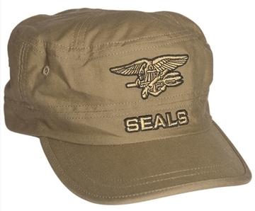 Εικόνα της Nany Seals καπέλο jockey Mil-Tec Μπεζ