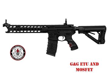 Εικόνα της Ηλεκτρικό Τυφέκιο Airsoft G&G Armament GC16 Predator AEG Μαύρο