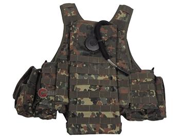 Εικόνα της Ranger Tactical Vest With Integrated Hydration System Camo