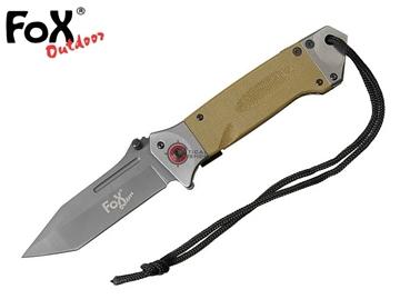 Εικόνα της Σουγιάς Jack Knife One Handed G10 Λαβή Coyote