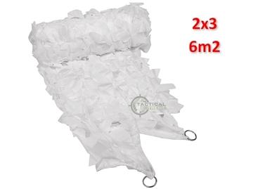 Εικόνα της Δίχτυ Σκίασης & Καμουφλάζ Άσπρο 2x3m