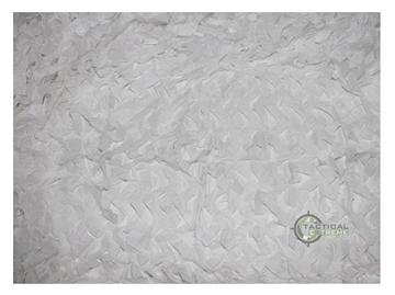 Εικόνα της Δίχτυ Σκίασης & Καμουφλάζ Άσπρο Basic 3x2m
