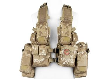 Εικόνα της South African Assault Tactical Vest Vegetato Desert