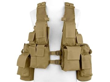 Εικόνα της South African Assault Tactical Vest Coyote Tan