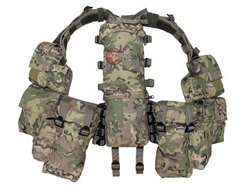 Εικόνα της South African Assault Tactical Vest US Multitarn