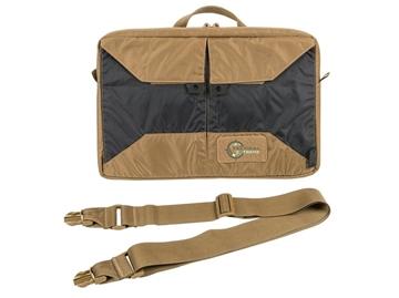 Εικόνα της Laptop Briefcase Nylon Coyote - Black
