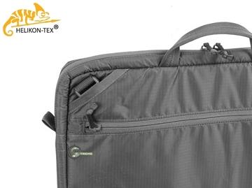 Εικόνα της Laptop Briefcase Nylon Black