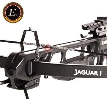 Εικόνα της Βαλλίστρα Jaguar I Crossbow Reflex Βlack 175 lbs Deluxe